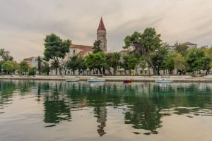 Trogir is one of the best day trips from Split, Croatia