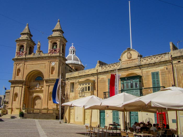 Marsaxlokk Cathedral