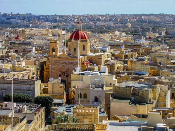 Victoria (Rabat) on Gozo
