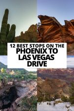 12 Best Stops on the Phoenix to Las Vegas Drive