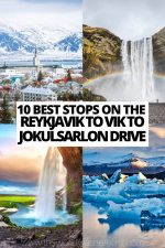 10 Best Stops on the Reykjavik to Vik to Jokulsarlon Drive
