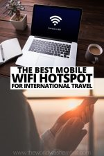 The Best Mobile WiFi Hotspot for International Travel