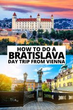 How to Do a Bratislava Day Trip from Vienna