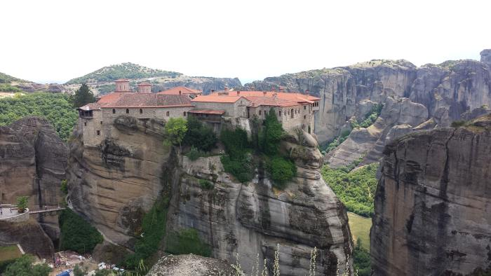 Meteora's Monestaries