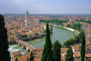 Verona is a good day trip option from Venice