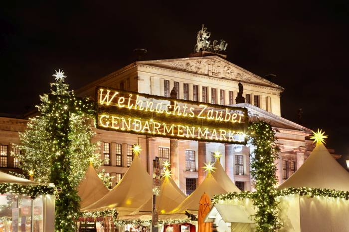 Prices in Berlin can be higher at Christmas markets