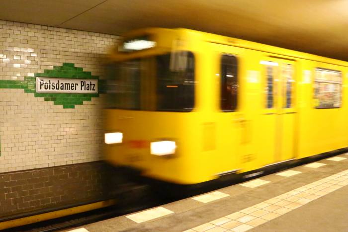 If you're wondering is Berlin expensive, then take the U-bahn rather than taxis!