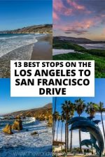 13 Best Stops on an LA to San Francisco Drive