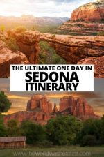 One Day in Sedona Itinerary: The Perfect Day Trip From Phoenix