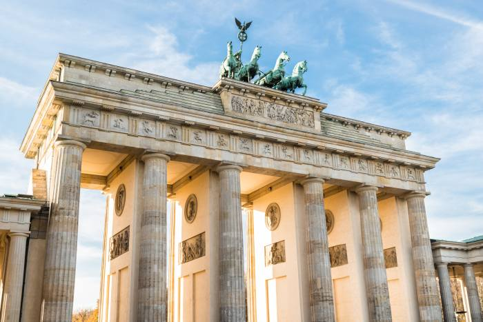 Visiting Brandenburg Gate is a must no matter how many days you spend in Berlin