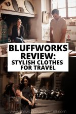 Bluffworks Review: Stylish Clothes for Travel