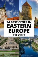 34 Best Cities in Eastern Europe to Visit