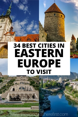 The Five Best Cities in Eastern Europe