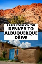 8 Best Stops on the Denver to Albuquerque Drive via Santa Fe