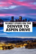 10 Best Stops on the Denver to Aspen Drive via Vail
