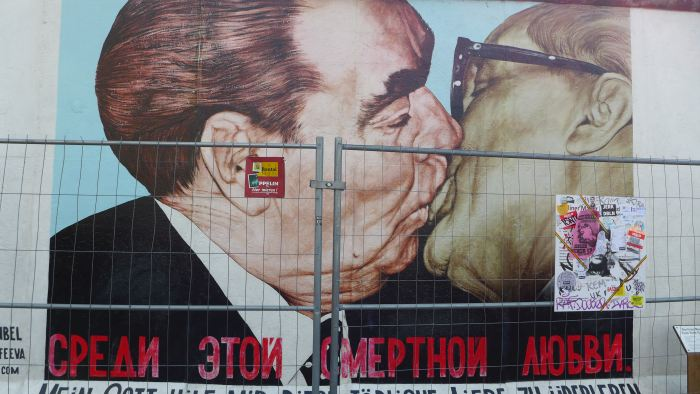 Visiting the East Side Gallery is a must no matter how many days in Berlin you have!