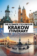The Ultimate 2 to 4 Days in Krakow Itinerary