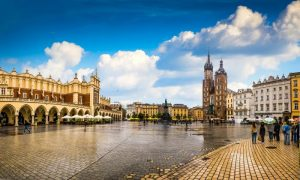 Krakow's Market Square is a must no matter how many days you spend in Krakow
