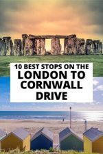 10 Best Stops on the London to Cornwall Drive