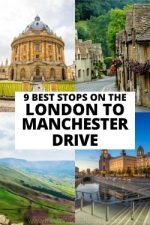 9 Best Stops on the London to Manchester Drive