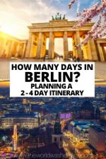 How Many Days in Berlin? Planning a 2 to 4-Day Itinerary