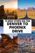 13 Best Stops on the Denver to Phoenix Drive
