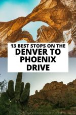 13 best stops on the denver to phoenix drive the world was here first stops on the denver to phoenix drive