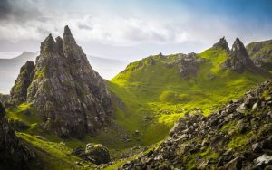 The beautiful Isle of Skye