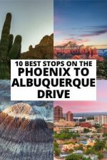 10 Best Stops on the Phoenix to Albuquerque Drive