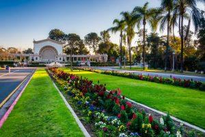 Balboa Park Gardens