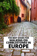 Best Shoes for Walking on Cobblestones