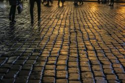 The Best Shoes for Walking on Cobblestones in Europe