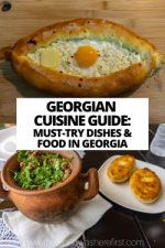 Georgian Cuisine Guide: Must-Try Dishes & Food in Georgia