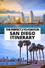 The Perfect 2 to 4 Days in San Diego Itinerary