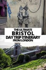 The Ultimate Bristol Day Trip Itinerary from London