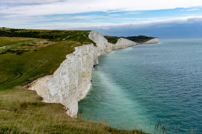 One of the best views on Seven Sisters Cliffs Walk