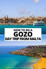 How To Do A Gozo Day Trip from Malta