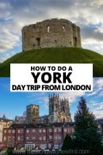 How To Do a York Day Trip from London