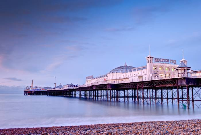 Visit Brighton Pier to finish off your 10 day England Itinerary