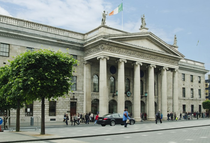 General Post Office is a must see on your first 2 days in Dublin