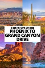8 Best Stops on the Phoenix to Grand Canyon Drive