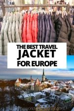 The Best Travel Jacket for Europe
