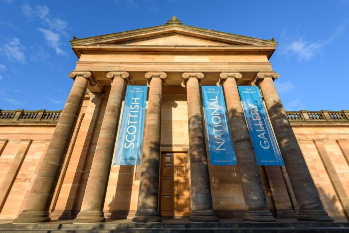 National Gallery of Scotland - a great option for day 2 in Edinburgh