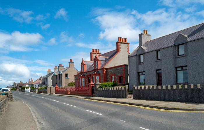 Streets of Kirkwall, Orkney