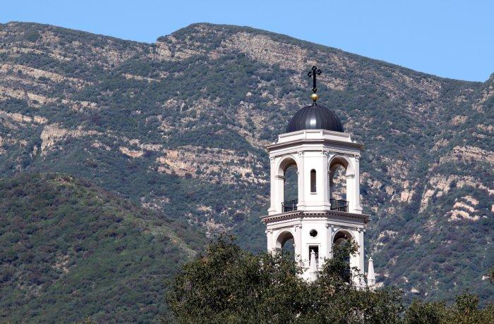 Thomas Aquinas Chapel in Ojai