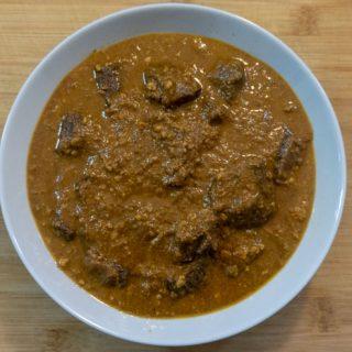 Homemade Beef kharcho