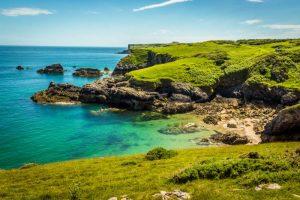 The beautiful Pembrokeshire Coast