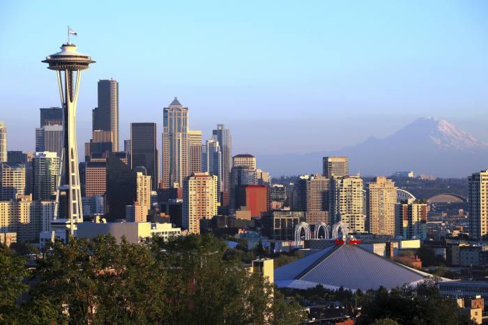Seattle's Iconic Skyline