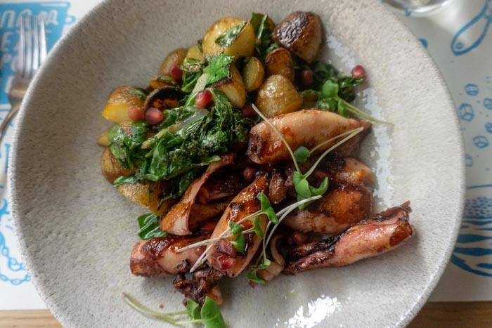 Calamari from Fish & Zeleniš