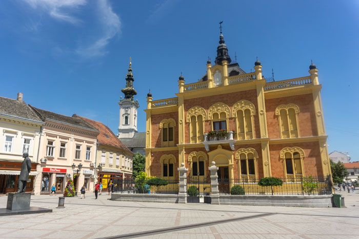 Bishop's Palace & The Orthodox Church